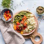 Quinoa, proso, pohánka ako chutné alternatívy cestovín bez lepku